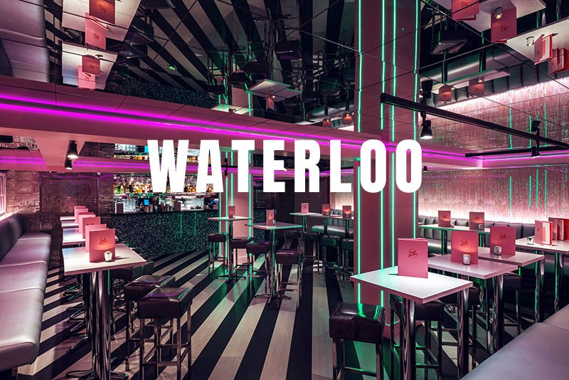 Waterloo bar - Tonight Jospehine